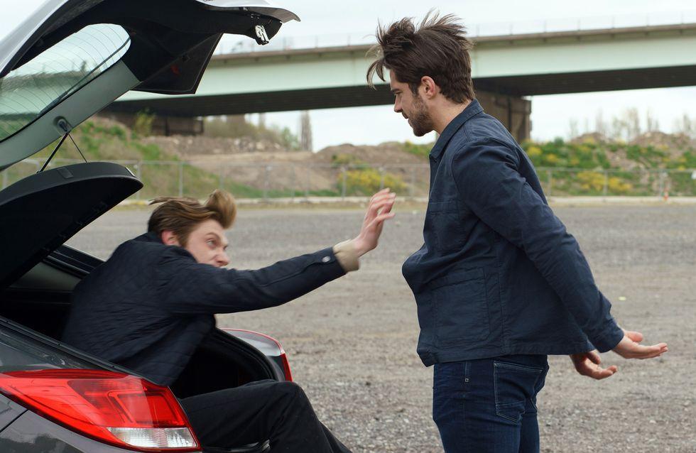 Coronation Street 22/05 - Daniel Fights With Adam