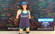 Lindsay Hilton, la atleta sin brazos ni piernas que no cree en los límites