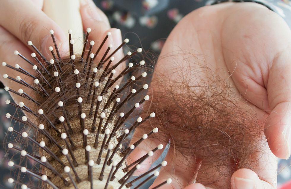 6 razões para o seu cabelo estar caindo