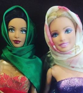 Des Barbies voilées pour accepter la diversité religieuse dès l'enfance