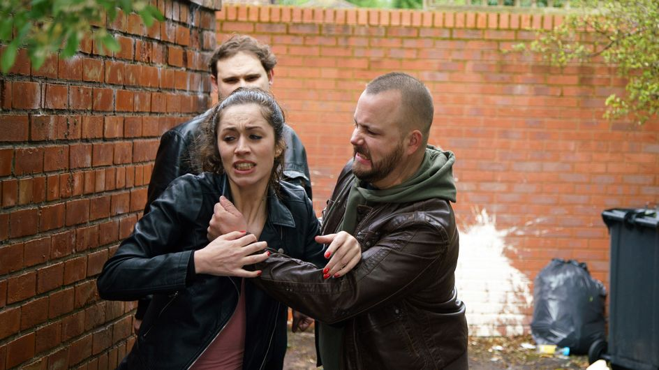 Coronation Street 30/05 - Shona Pushes Nathan Too Far