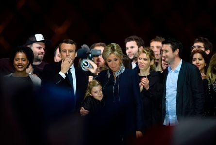 La famille d'Emmanuel Macron