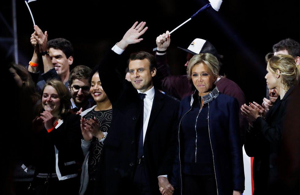 On vous présente la famille d'Emmanuel Macron (Photos)
