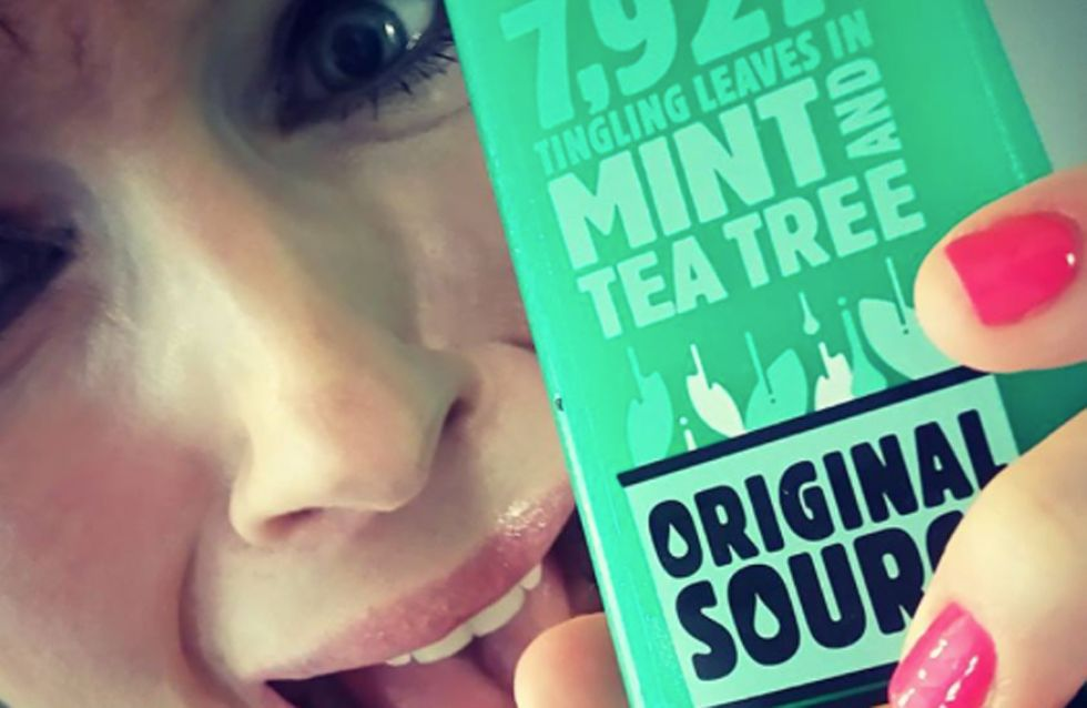 Mint Original Source Shower Gel Leaves Woman's 'Flaps On Fire' And We Can All Relate