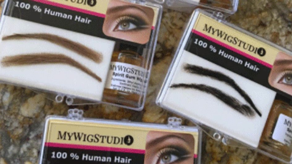 Eyebrow Wigs Are Now A Thing And We Actually Want To Try Them