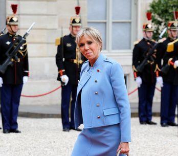 El estilo de Brigitte Macron, ¿cómo viste la primera dama francesa?