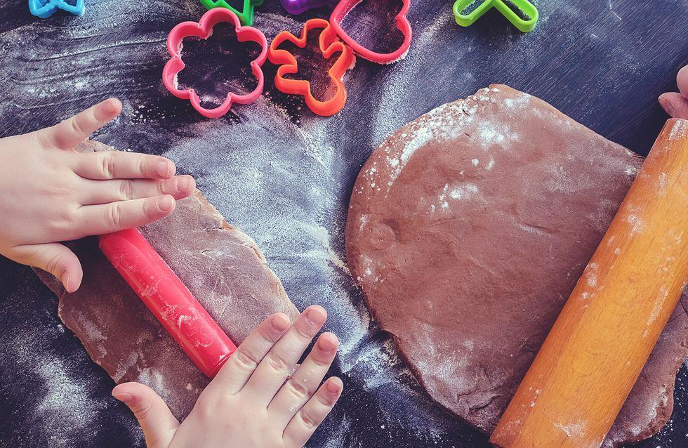 Cuisiner, un jeu d'enfant ? Oui, avec ces recettes à faire avec vos bambins