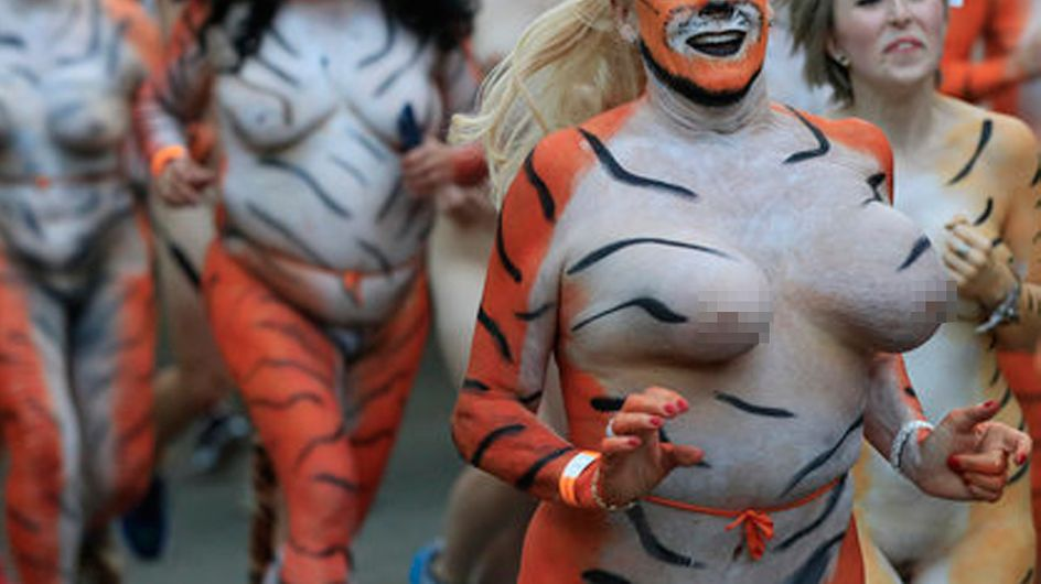 People Will Be Streaking Through London Zoo This Summer And You Can Too