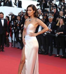 ¡Upss! El descuido de Bella Hadid en Cannes