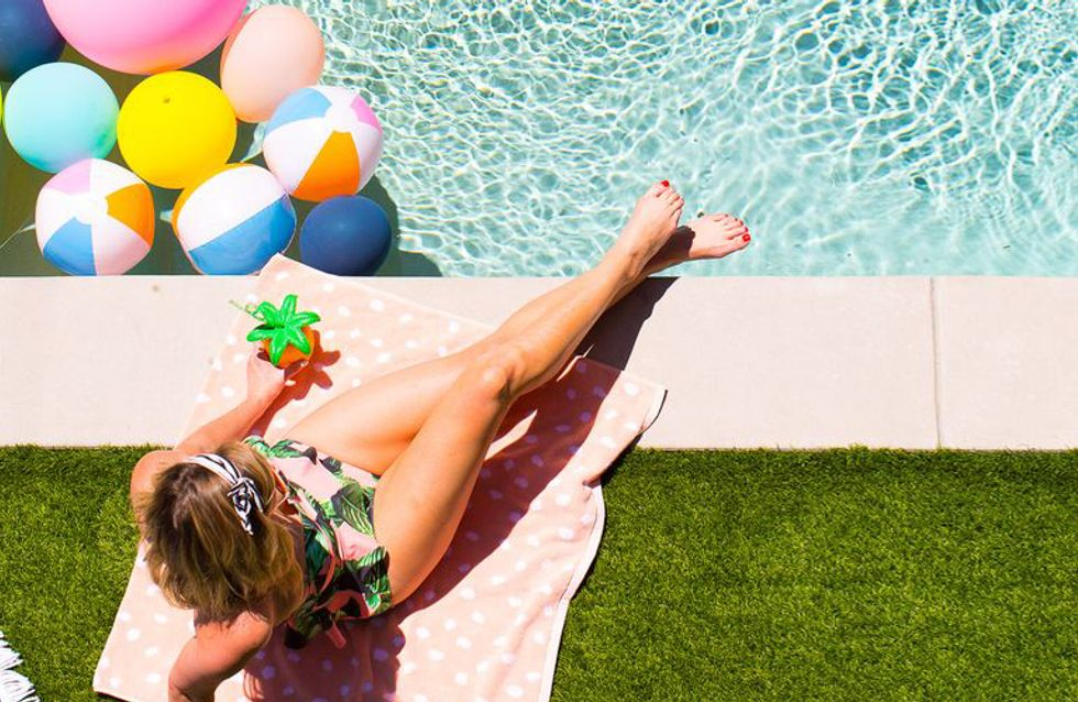 Let the Sunshine in: Die 10 coolsten Dekoideen für deine Sommerparty