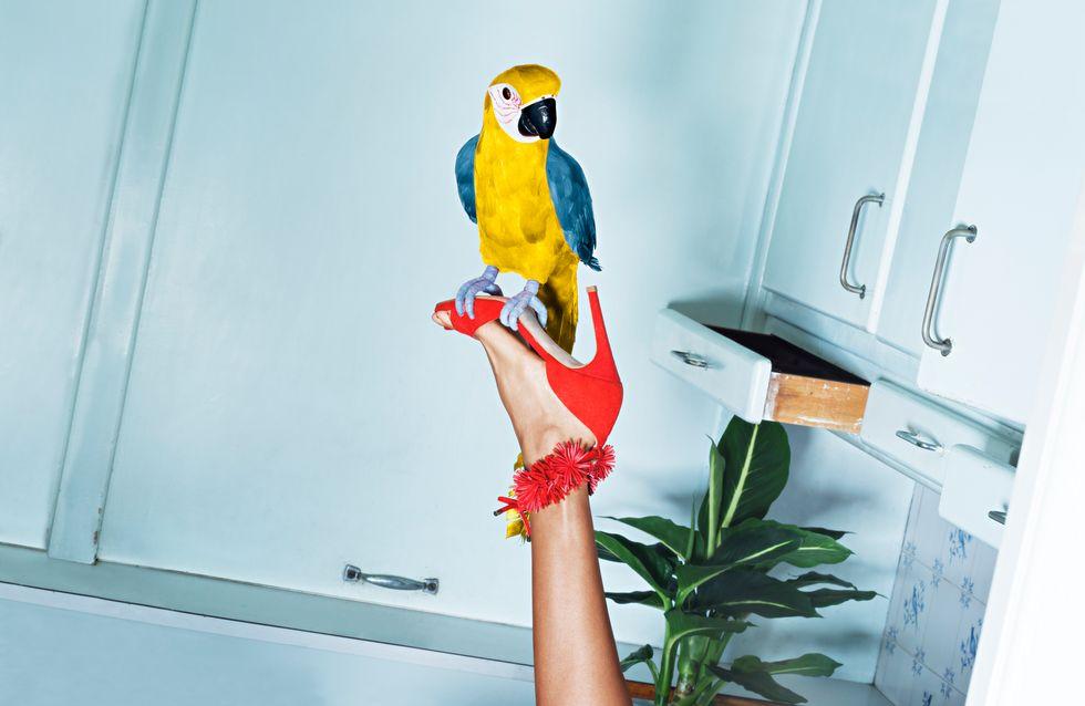 Quelles sandales pour affiner mes gambettes ? (Photos)