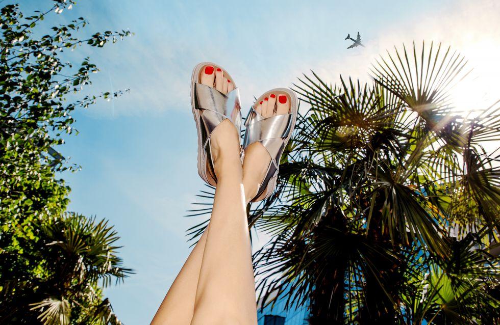 On a trouvé LES shoes qui s'adaptent aussi bien à la ville qu'à la plage (Photos)