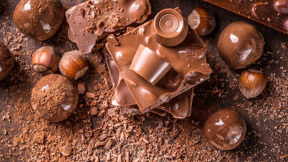 Os benefícios do chocolate