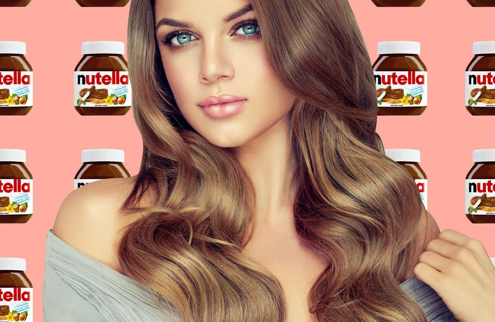 Ce coiffeur colore les cheveux de ses clientes avec... du Nutella ! La preuve en vidéo
