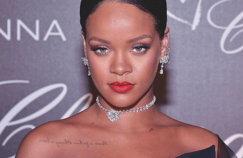 Rihanna, glamour pour briller à Cannes (Photos)