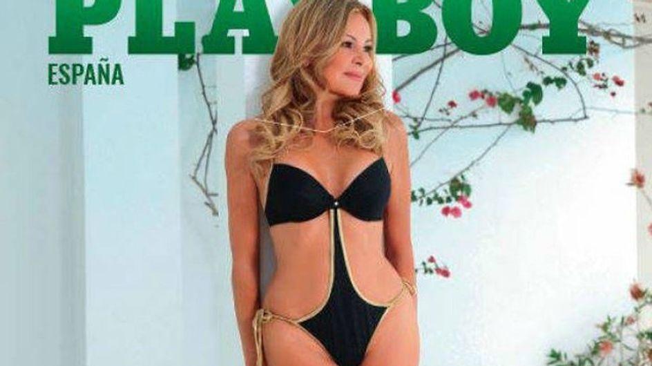 El posado veraniego de Ana Obregón para Playboy y otros destapes de la actriz