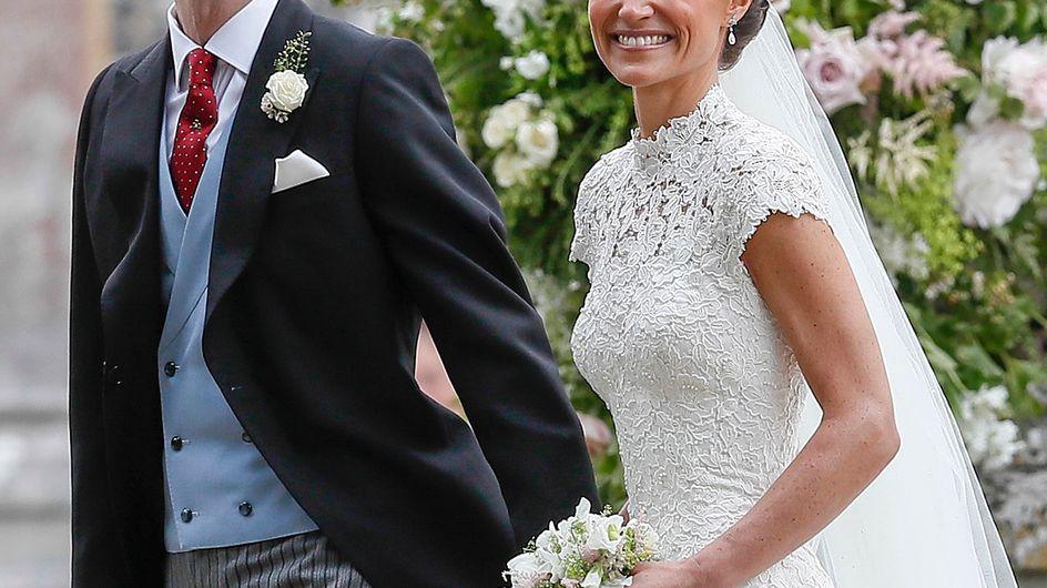 Así ha sido la pintoresca boda de Pippa Middleton con James Matthews