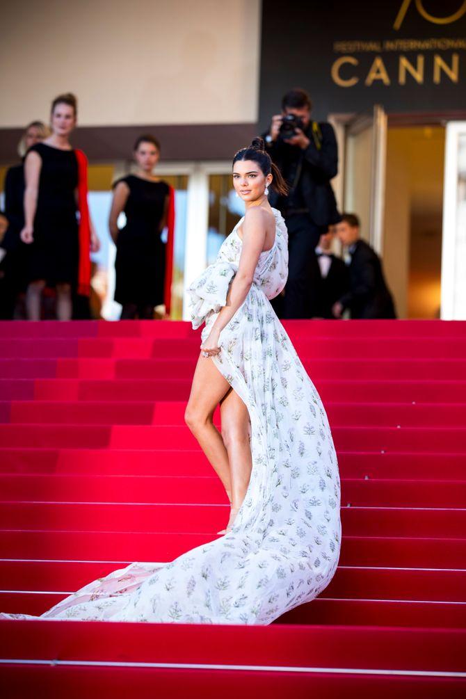 Kendall Jenner au Festival de Cannes 2017