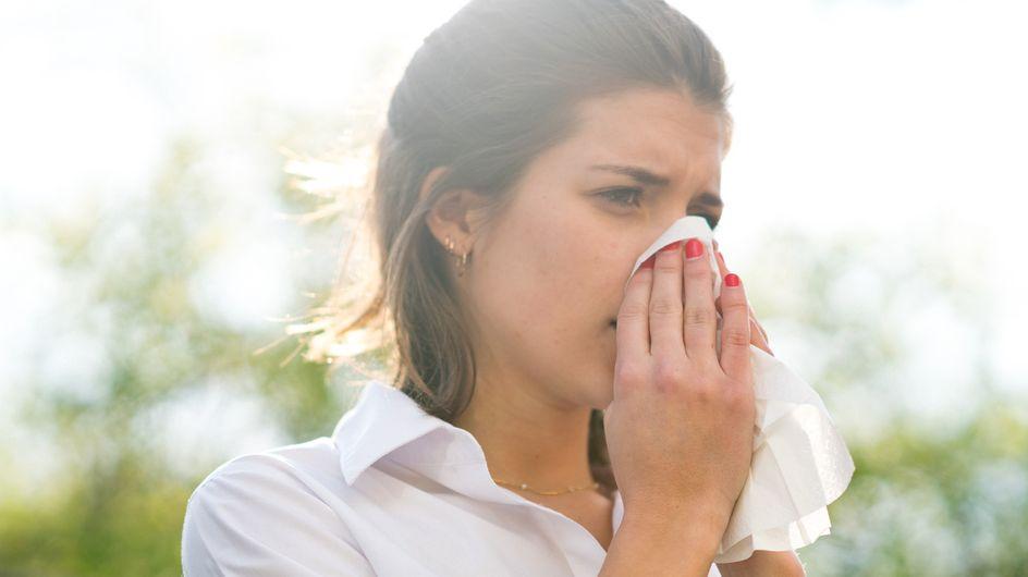 Tips para mantener los síntomas de la alergia bajo control