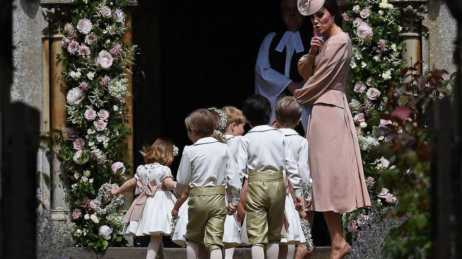 5 motivi per cui Kate Middleton è una perfetta sorella maggiore!