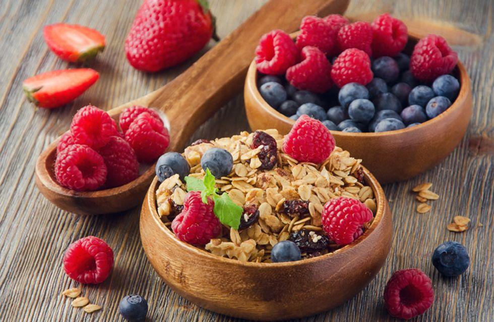 Cómo elaborar menús saludables siguiendo la nueva pirámide de la alimentación