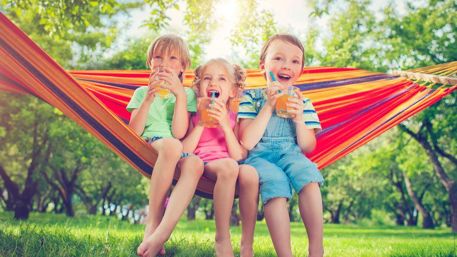 Zu viel Fruchtsaft schadet deinem Kind: DAS ist die perfekte Menge für jedes Alter
