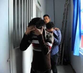 Ser gay en Indonesia se paga con latigazos