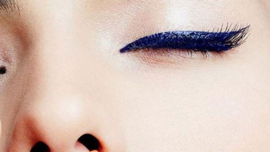 Eyeliner perfecto con una horquilla: el truco definitivo