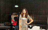 Peinliche Penis-Foto-Panne: Topmodel-Finalistin Céline zeigt auf DIESEM Foto meh