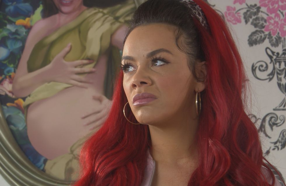 Hollyoaks 30/05 - Goldie Worries That She'll Never Get Rid Of Her Ex