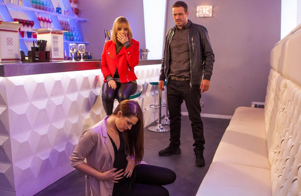 Hollyoaks 01/06 - Sienna Confides In Nancy That She's Losing The Babies