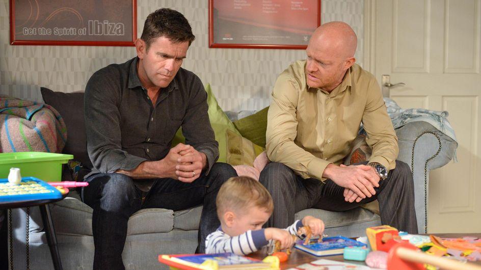 Eastenders 01/06 - Max Clocks On To Jack's Plan