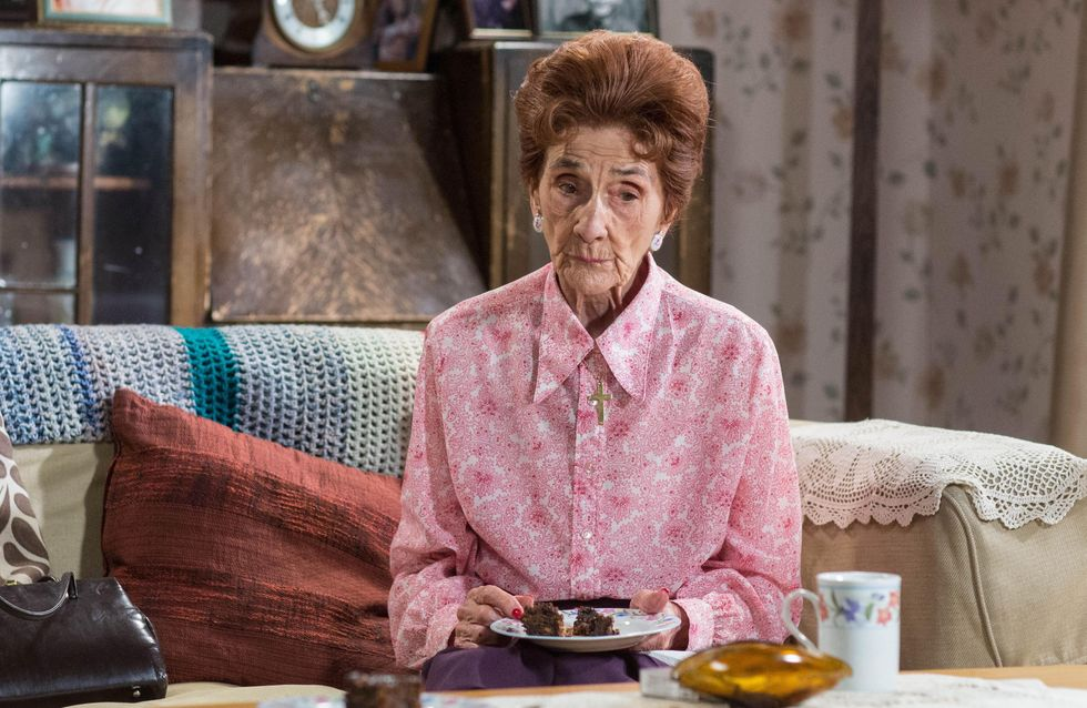 Eastenders 02/06 - Patrick And Dot Catch Up On All That's Happened