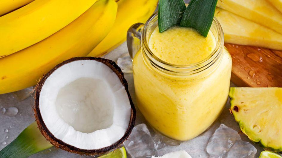 5 recetas exóticas para amantes del plátano