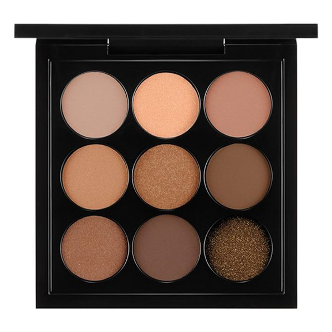 MAC Eye Shadow Amber Times Nine