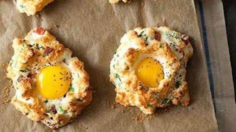 ¿Conoces los cloud eggs? ¡Prepárate porque vas a adorarlos!