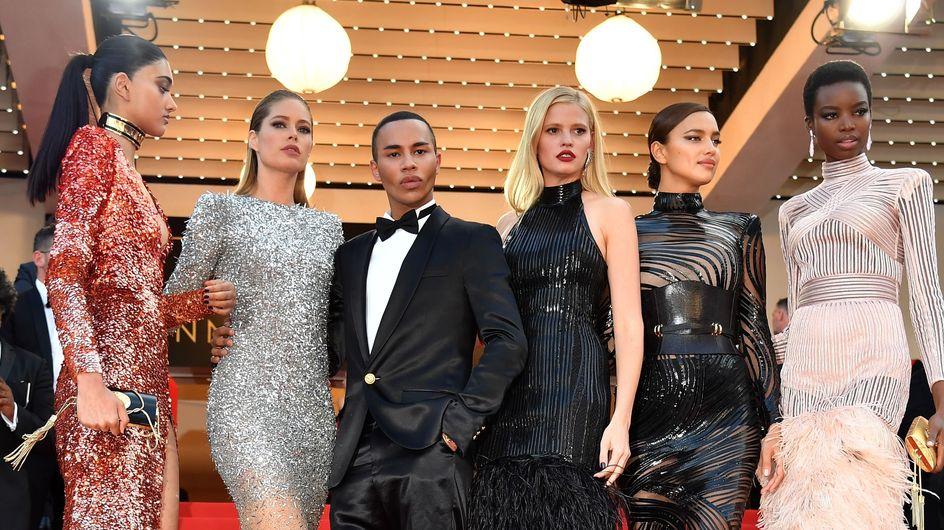 Doutzen Kroes, Irina Shayk... les beautés de L'Oréal envoient du lourd à Cannes et en Balmain bien sûr !
