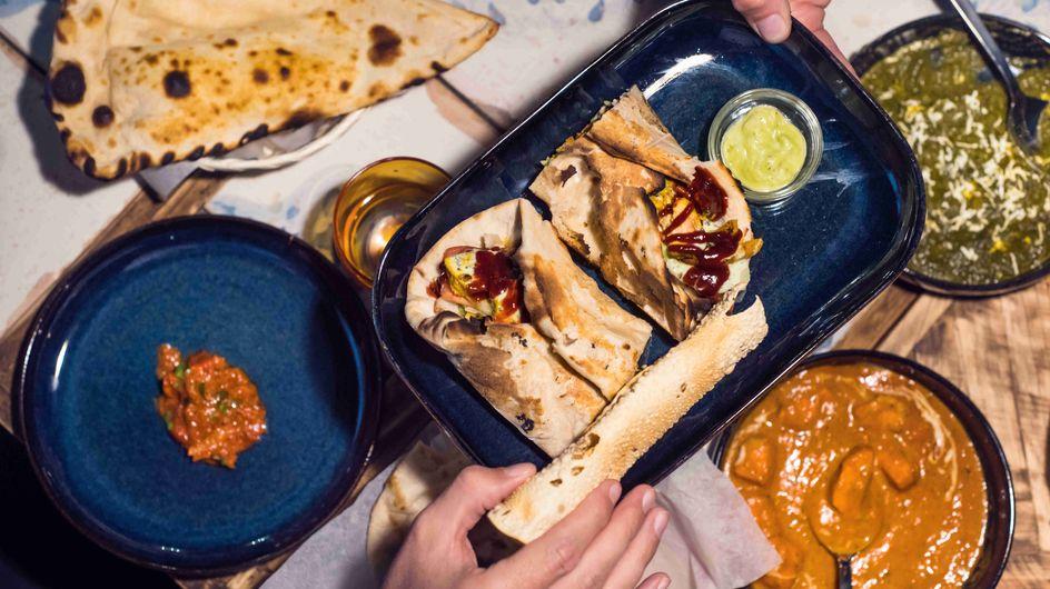 Surya, una deliciosa oda al street food de Mumbai
