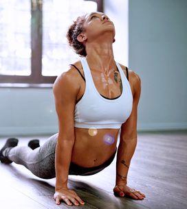 Pilates-Übungen: Das Workout für eine schlanke Tänzer-Figur