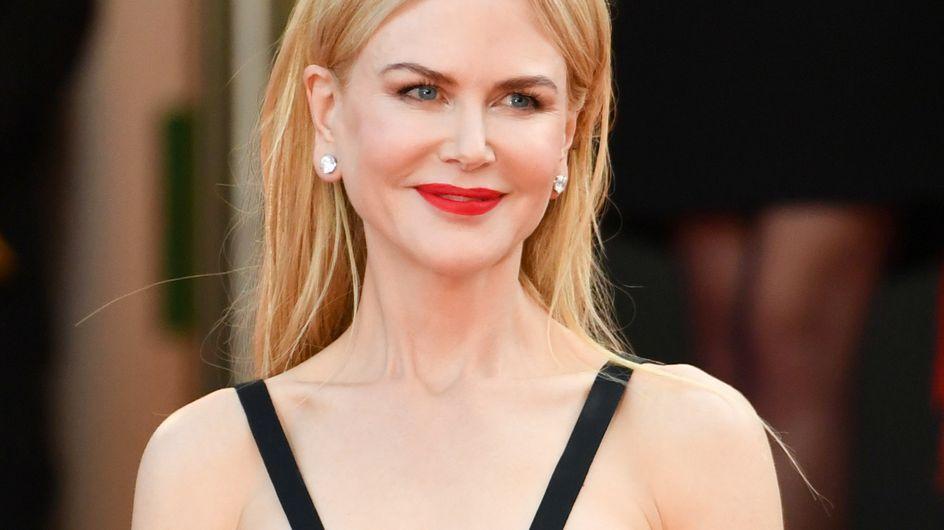Nicole Kidman, una maravillosa bailarina, el mejor look de la semana