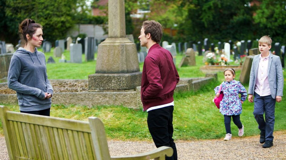 Coronation Street 09/06 - Shona Takes Her Secret To The Grave