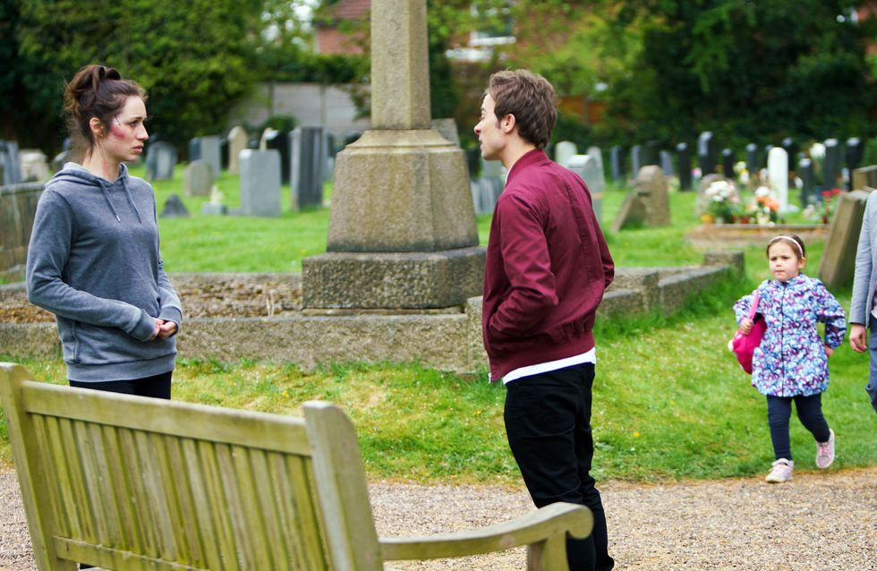Coronation Street 09/06 - Shona Takes Her Secret To The Grave