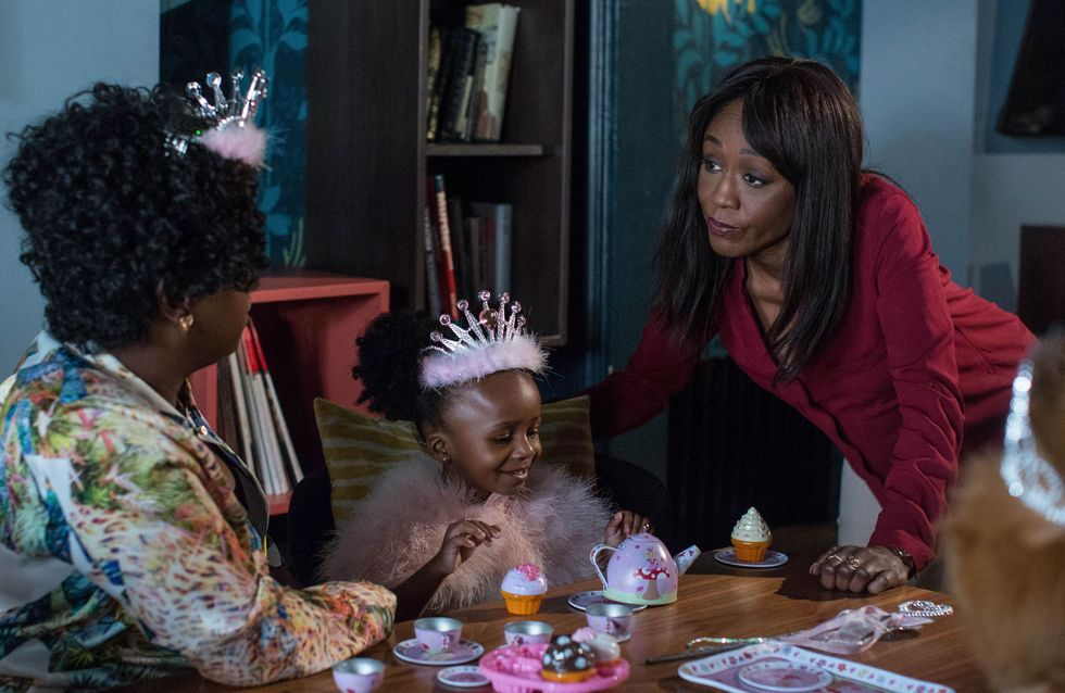 Eastenders 05/06 - Kim Has A Heart-To-Heart With Denise