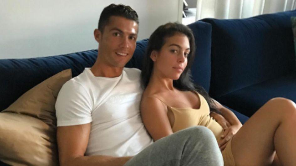 Cristiano Ronaldo desata rumores de embarazo