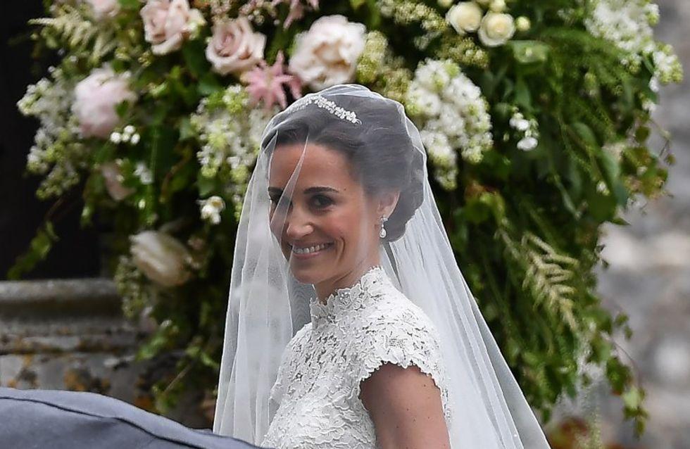 L'incroyable histoire de la tiare de Pippa Middleton à son mariage !