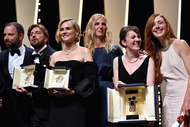 Palmarès Festival Cannes 2017