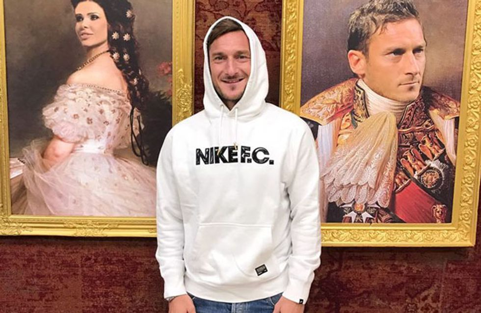 5 motivi per cui Francesco Totti e Ilary Blasi sono il re e la first lady d'Italia!