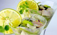 Facile, original et frais, le ceviche, le poisson mariné en 3 versions branchées