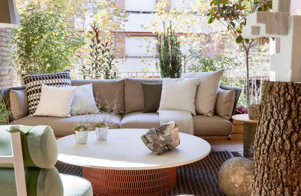 Tres alternativas de terrazas urbanas de lujo