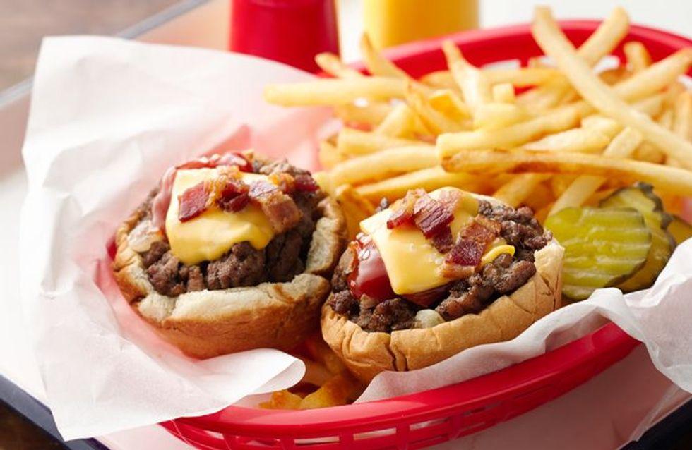 Perfektes Partyfood: So macht ihr die leckeren Burgermuffins selber